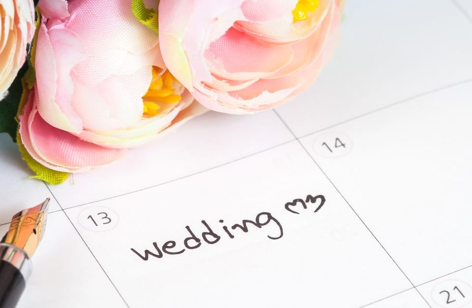 low stress wedding planning